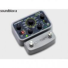 Гитарная педаль эффектов SOURCE AUDIO SA228 Soundblox 2 OFD Bass microModeler