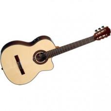 Гитара классическая со звукоснимателем LAG Occitania OC400CE