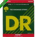 Струны для акустической гитары DR RPML-11 RARE (11-50) Lite-Medium