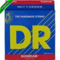 Струны для акустической гитары DR RCA-11 SUNBEAM (11-50) Lite-Medium