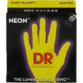 Струны для электрогитары DR NYE-10 NEON Hi-Def (10-46) Medium