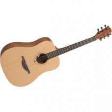 Гитара акустическая LAG Tramontane GLA T44D-P