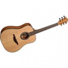 Гитара акустическая LAG Tramontane T80DCE