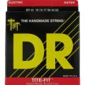 Струны для электрогитары DR BT-10 TITE-FIT (10-52) Big-Heavy