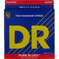 Струны для электрогитары DR PHR-9 PURE BLUES (9-42) Lite