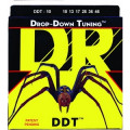 Струны для электрогитары DR DDT-10 DROP-DOWN TUNING (10-46) Medium