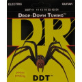 Струны для электрогитары DR DDT-11 DROP-DOWN TUNING (11-54) Extra Heavy