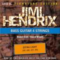 Струны для бас-гитары JIMI HENDRIX 1202 XL