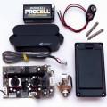 Гитарный сустейнер FERNANDES Sustainer FSK-101. Комплект: датчики, звукосниматели, электроника.