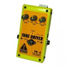 Гитарная педаль эффектов  MAXIMUM ACOUSTICS TD-5 TUBE DRIVER