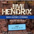 Струны для бас гитары JIMI HENDRIX 1252 L