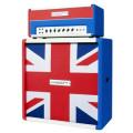 Гитарный стек HIWATT «Британский флаг»