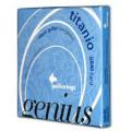 Струны для классической гитары GALLI Genius Titanio GR40 Hard Tension