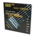 Струны для электрогитары GALLI Slash SH190 Extra Light