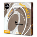Струны для акустической гитары GALLI AGP0945-12 Extra Light