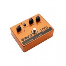 Гитарная педаль EKO EDD-2 SHORT DELAY