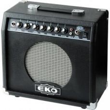 Гитарный комбо-усилитель EKO GX15R-CE