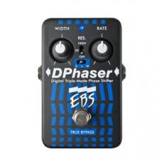 Гитарная педаль EBS DPhaser (трехрежимный фэйзер)