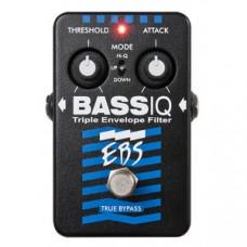Бас-гитарная педаль EBS BassIQ (тройной envelope-фильтр)