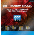 Струны для бас-гитары EBS TN-MD 5-strings (45-125) Titanium Nickel