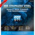 Струны для бас-гитары EBS SS-CM 4-strings (45-105) Stainless Steel