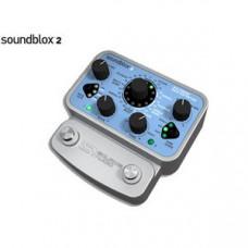 Бас-гитарный процессор эффектов SOURCE AUDIO SA221 Soundblox 2 Multiwave Bass Distortion