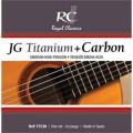 Струны для классической гитары ROYAL CLASSICS TTC30 TITANIUM AND CARBON