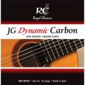 Струны для классической гитары ROYAL CLASSICS DC10 DYNAMIC CARBON