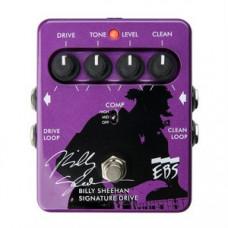 Бас-гитарная педаль EBS Billy Sheehan Signature Drive