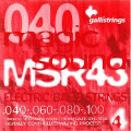 Струны для бас-гитары GALLI Magic Sound MSR43 (40-100)