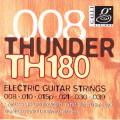 Струны для електрогитары GALLI Thunder Hunter TH180 Extra Super Light