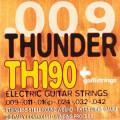 Струны для електрогитары GALLI Thunder Hunter TH190 Extra Light
