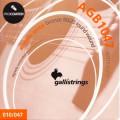 Струны для акустической гитары GALLI PROcoated AGB1047-12 12-Strings Light