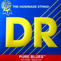 Струны для электрогитары DR PHR-10 PURE BLUES (10-46) Medium