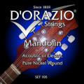 Струны для мандолины D'ORAZIO SET-105