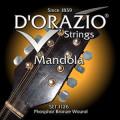 Струны для мандолы D'ORAZIO SET-1126