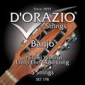 Струны для банджо D'ORAZIO SET-178