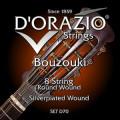Струны для бузуки D'ORAZIO SET-D70