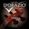 Струны для альта D'ORAZIO SET-V30