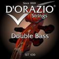 Струны для контрабаса D'ORAZIO SET-630