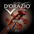 Струны для скрипки D'ORAZIO SET-25AL