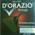 Струны для балалайки D'ORAZIO BAP