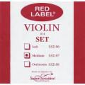 Струны для скрипки SUPER SENSITIVE Red Label SS2107