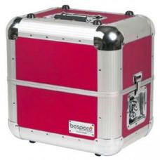 Кейс для пластинок BESPECO DJCS02X RD