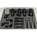 Комплект инструментальных микрофонов Prodipe DR8