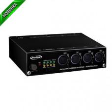 USB MIDI интерфейс Prodipe 4in/4out