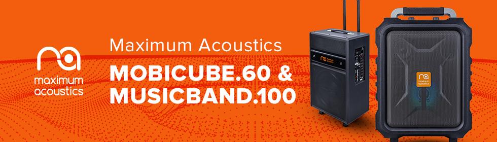 MusicCube.60 & MusicBand.100