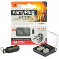 Беруши ALPINE PARTYPLUG Transparent
