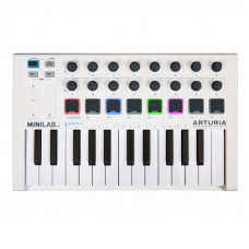 Миди-клавиатура / Контроллер Arturia MiniLab MKII