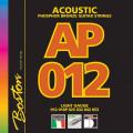 Струны для акустической гитары Boston AP-12